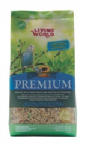 Living World Premium Seed Mix For Budgies - 908g